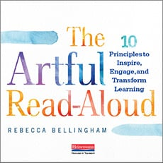 artful read aloud