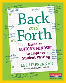 Back and Forth book cover